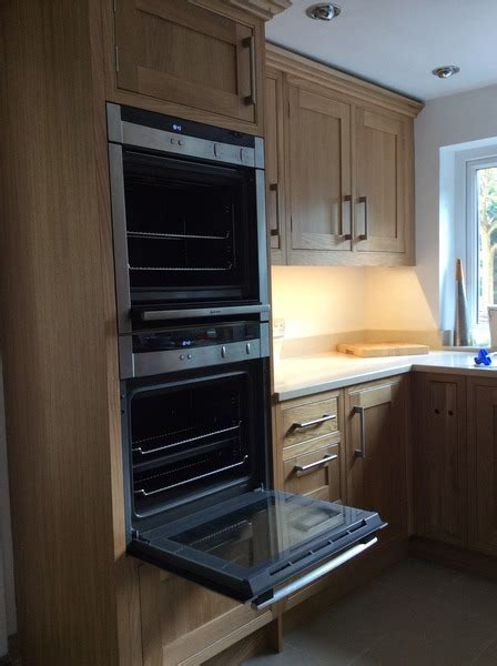 cabinet stacked microwave and oven two single ovens stacked
