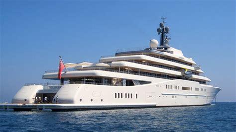 jacht van abramovich world s largest private yacht glamourland magazine