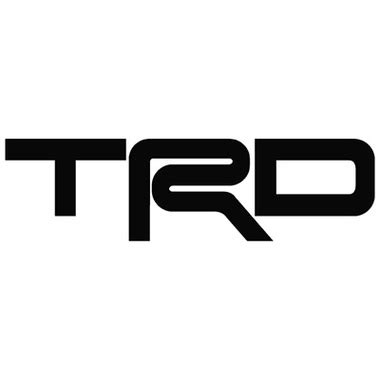 Emblem Logo Trd Kecil toyota trd logo outlaw custom designs llc