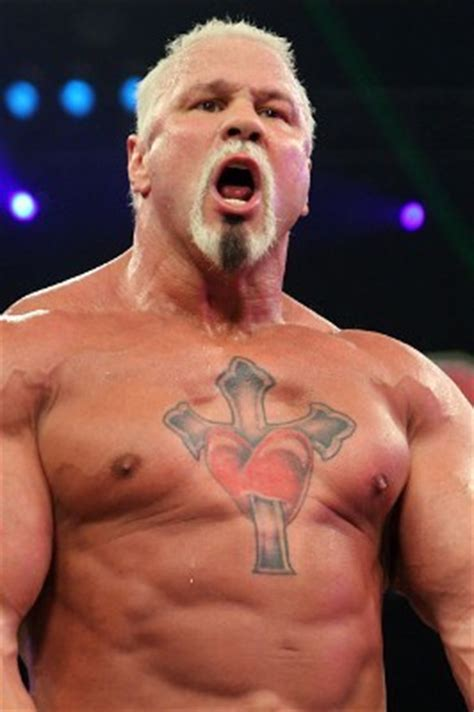 scott steiner tattoo cena and 6 superstars whose bodies changed