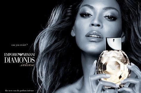 Are In Beyonce Hosts Launch Of Emporio Armani Diamonds Fragrance At The Nyc Macys by Emporio Armani Diamonds Giorgio Armani Perfume A