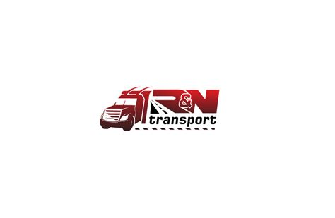 It Company Logo Design For R And N Transport By Creative Zone Design 4087029 Transport Logo Templates