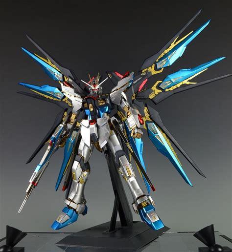 Zgmf X20a Strike Freedom Gundam Vergft zgmf x20a strike freedom gundam mecha gundam cosmic era
