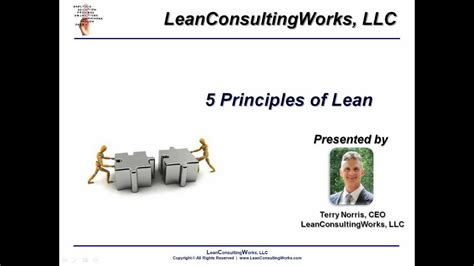 design for manufacturing principles the five principles of lean manufacturing by