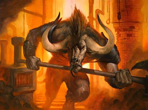 minotaur in labyrinth minotaur illustration an illustration of a minotaur a minotaur is
