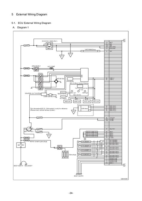 nissan almera engine wiring diagram efcaviation