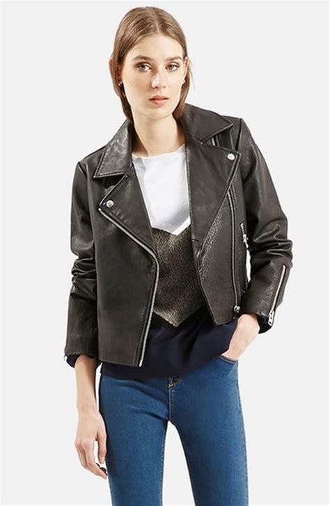 shoes lizzy wears in blacklist season2 elizabeth keen s black topshop leather biker jacket from