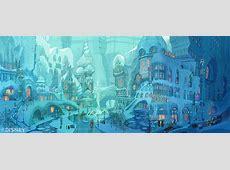 Zootopia Concept Art by Cory Loftis | Concept Art World Jedi Wallpaper