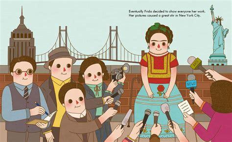 frida kahlo little people leo bella little people big dreams frida kahlo by isabel sanchez