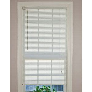 Door Blinds Walmart mainstays light filtering mini blinds 2pk white