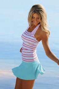 Image result for ruffles swim women
