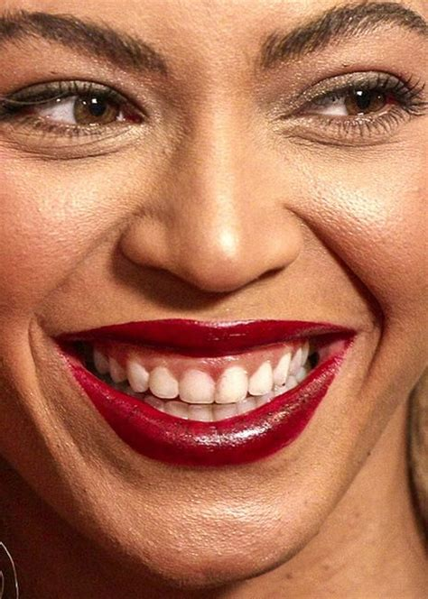 celebrity natural skin care unretouched close up of beyonce w out photoshop