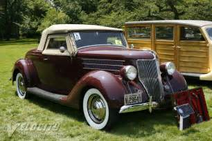 1936 ford roadster information