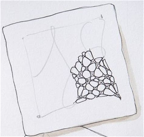 how to draw a tangle doodle part 3 17 best images about doodle zentangle quot how to quot on