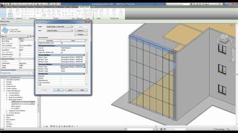 tutorial de revit youtube revit 2012 tutorial 14 panos de vidro youtube