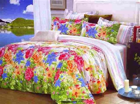 Bed Cover Set Polos Rosewell Uk 200x200cm Harga Reseller Murah Sprei Beautiful Sunday Uk 200 T 25cm Warungsprei