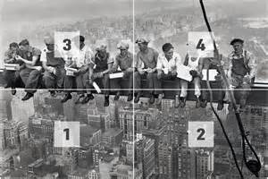 Ikea Wall Murals new york lunch atop a skyscraper wall mural buy at