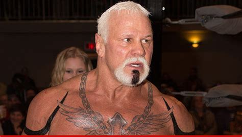 scott steiner tattoo steiner i didn t threaten but i