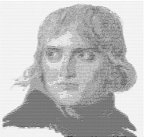 text image generator ascii text image generator file exchange matlab central