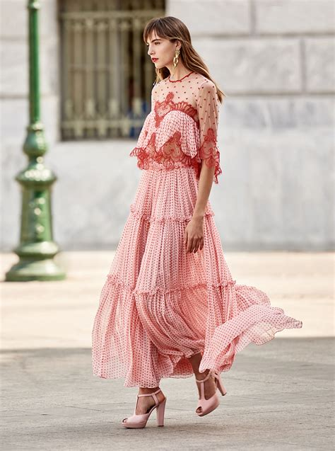 Pinterest 2017 by Costarellos Spring Summer 2018 Collection