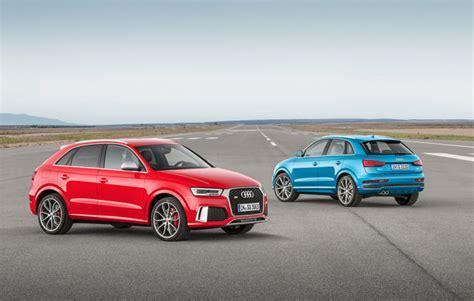 Audi Q3 Kosten by Audi Q3 Facelift Erste Details Audi Q3 8u