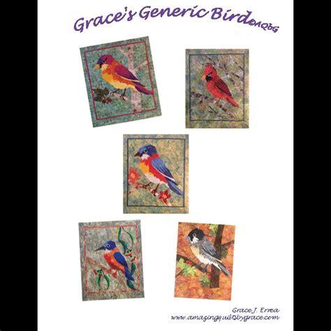 visitor pattern generics generic bird quilt pattern