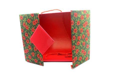 L Santa Paperbag Kado Paperbag Souvenir Bungkus Kado kotak hadiah dan parcel untuk hari raya dan lealtadesign