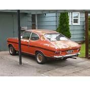 1968 Opel Kadett  Information And Photos MOMENTcar