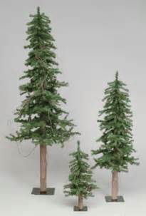 alpine tree artificial christmas tree wood trunk tree
