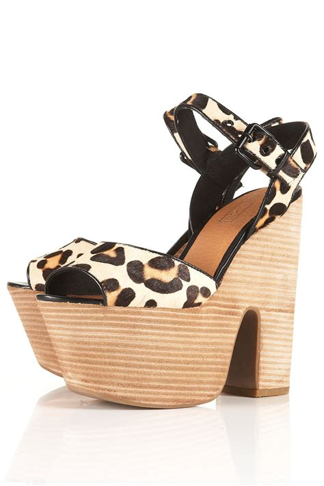 topshop leopard sandals rawr top 12 leopard heels out now shoequeendom