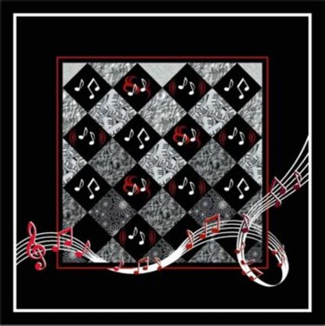 music themed quilt patterns jennifers music quilt