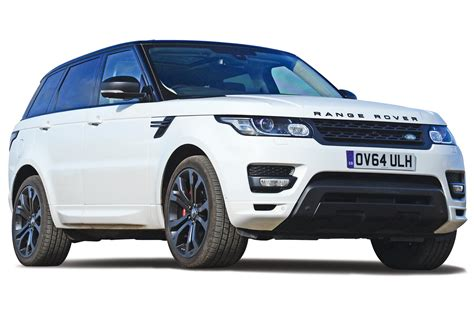 Range Rover Sport Suv Practicality Boot Space Carbuyer
