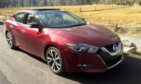 nissan maxima hybrid 2016 2016 nissan maxima road test clean fleet report