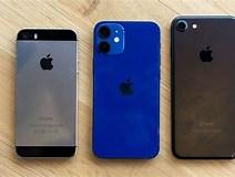Image result for iphone 12 mini vs iphone 5s. Size: 212 x 160. Source: newsdesk.io