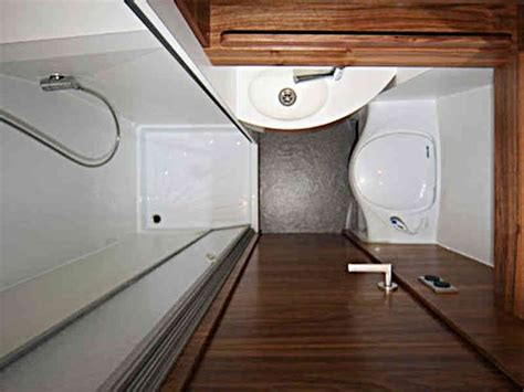 cer vans with bathrooms when a bathroom makes sense or not