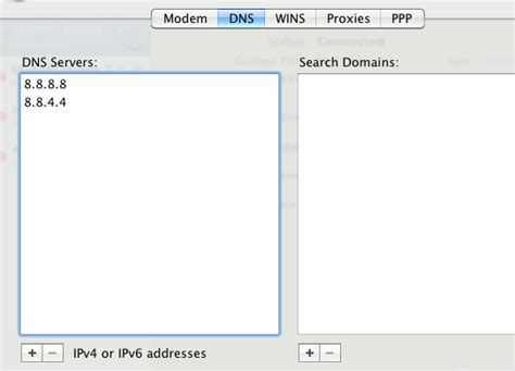 ubuntu manual dns entry using google public dns to speed up your internet