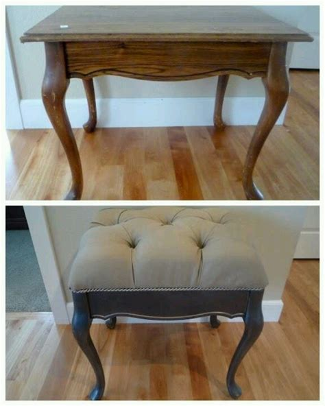 coffee table into bench turn coffee table into a bench diy pinterest