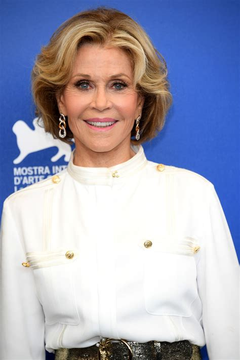 jane fonda jane fonda quot our souls at night quot photocall at 2017 venice