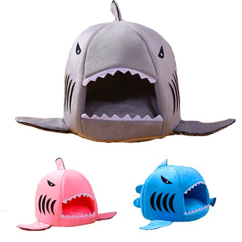 dog shark bed popular shark cat bed buy cheap shark cat bed lots from