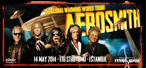 aerosmith istanbul concert canceled due to turkish mine