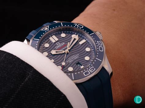 Omega Seamaster Pro review diving into the new omega seamaster