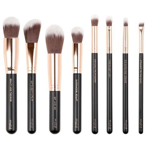 makeup brushes vegan makeup brush essentials set for everyday