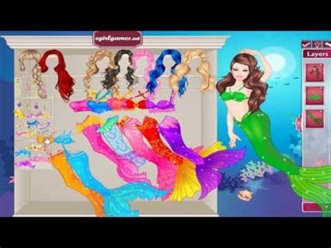 barbie mermaid dress up games barbie games barbie girl mermaid dress up game movie