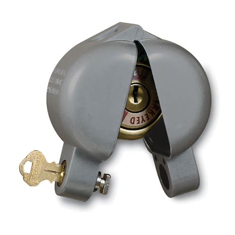 Door Knob Lock by Door Knob Cover Locks Great For Rentals Motels