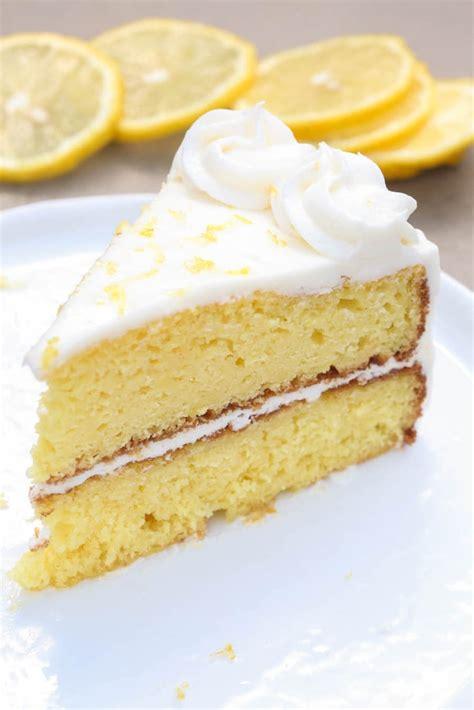 best lemon cake recipe from scratch lemon cake tastes better from scratch