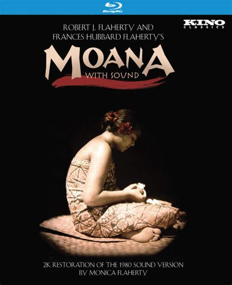 Moana Silent Film | world cinema paradise blu ray and dvd review round up