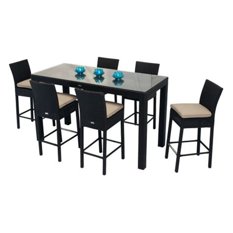 wholesale outdoor bar stools online buy wholesale wicker outdoor bar stool and table