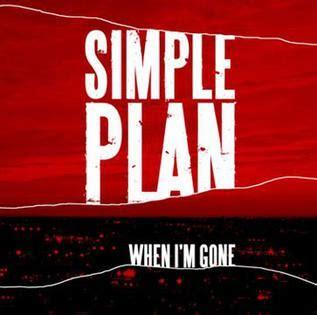 when i m testo simple plan when i m