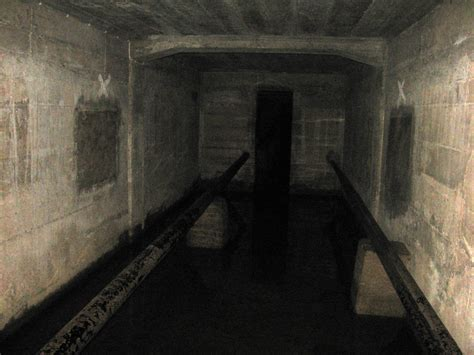 horror creatures in basement six most haunted places on earth eat drink travel magazine