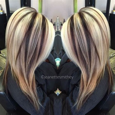 hair color combinations 18 best hair color combinations images on of